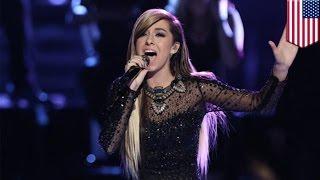 歌手クリスティーナ・グリミーさん、銃で撃たれ死亡 コンサート後、ファンにサイン中