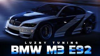 """Luźny Tuning: BMW M3 E92 """"Most Wanted"""" & Kradzież E46"""