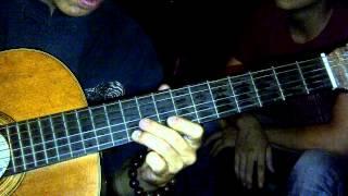 CLB GUITAR I CAN U CAN - clip hướng dẫn âm giai Am trên guitar