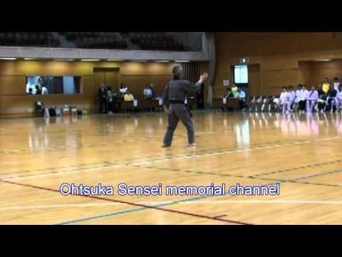 Sensei Takashi Oshima - Gojuryu Kenshinkai - Seisan - June 7 2015