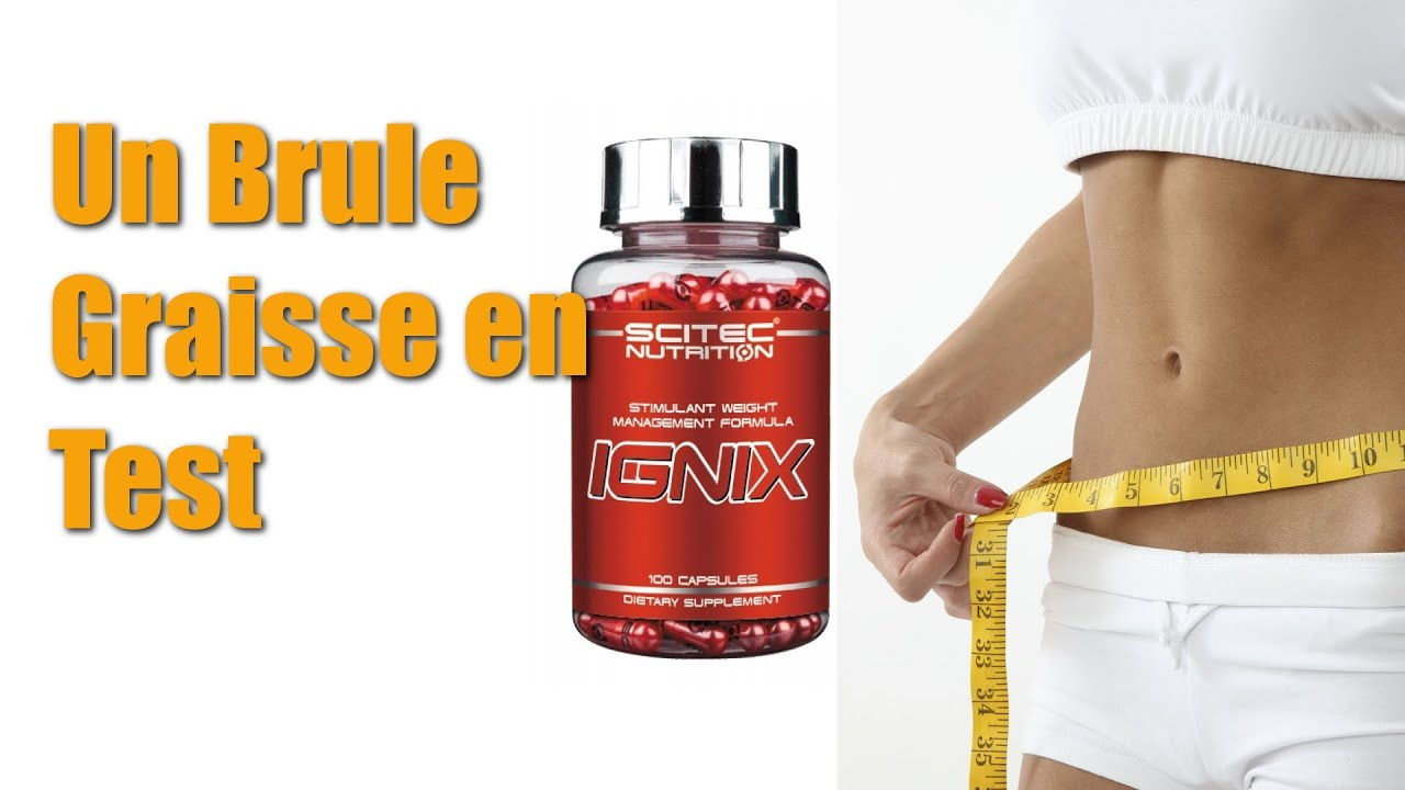 test complement alimentaire bruleur de graisse ignix de scitec nutrition youtube. Black Bedroom Furniture Sets. Home Design Ideas