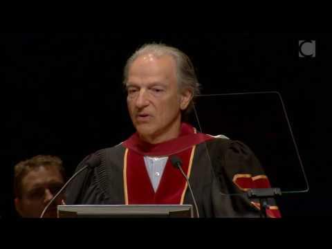 Pierre Lassonde, 2016 Concordia Honorary Doctorate