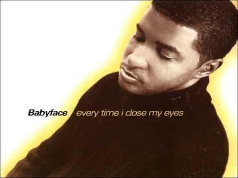 BABYFACE   every time i close my eyes  (groove remix 1996 R&B Soul)  JULIK