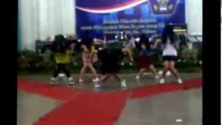 AKB48 & JKT48 Dance Cover - Party ga Hajimaru yo - Heavy Rotation - RIVER - Oogoe Diamond