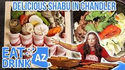 Best Shabu Shabu in Chandler, Arizona. Korean hot pot in Arizona. Jin Shabu