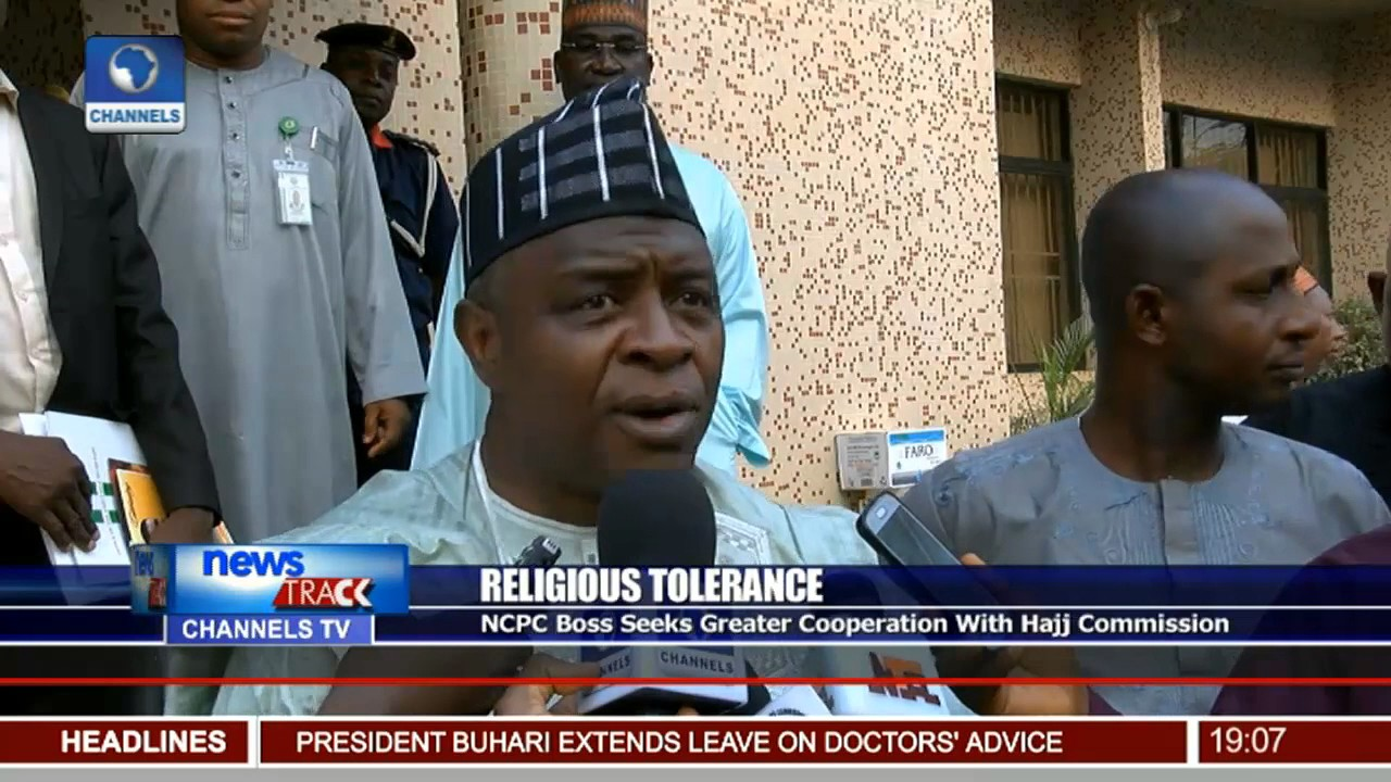 Religious Tolerance: NCPC Boss Seeks Greater Cooperation