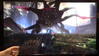 The Witcher 2 Assassins of Kings Gameplay HD + cheat / hack