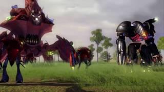 Обзор Новаторских Игр - Universe at war: Earth Assault