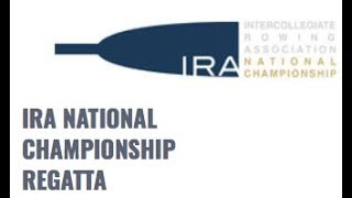 2019 IRA Championships - Sunday Finals and Awards