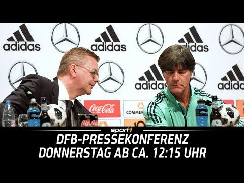 Wm Pressekonferenz