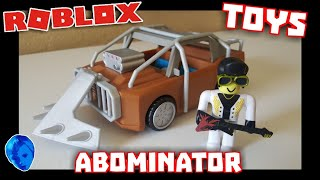 THE ABOMINATOR!! Roblox Vehicle unboxing/ My Mom surprised me with new #RobloxToys AGAIN (part 2/2)