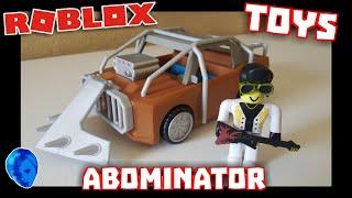 EL ABOMINATOR!! Roblox Vehículo unboxing/ Mi mamá me sorprendió con nueva#RobloxToys DE NUEVO (parte 2/2)