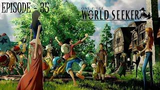 One Piece : World Seeker Ep.35 - Extra Partie #1, par Quartzall.
