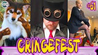 Tik Tok Cringefest | Only the Cringest of the Cringe Will Cringe it up! #Cringe 61