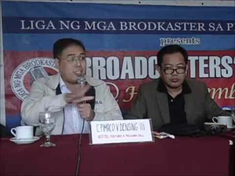 T.I.N.D.I.G. BROADCASTERS' FORUM AUG  31, 2016= DILG