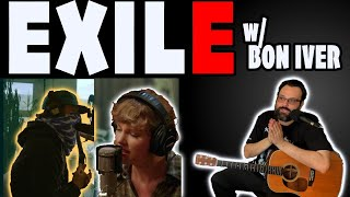 Guitarist REACTS to EXILE by Taylor Swift (feat. BON IVER)