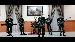 UNGU - Setelah Kau Pergi | Cover Vicadha Band Kostrad