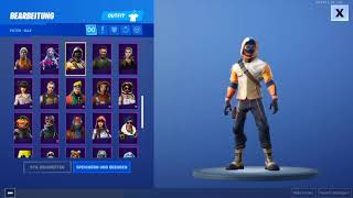 Selling Fortnite Account | Galaxy, Reflex, Eon, Season 3-9 | 300+ Wins