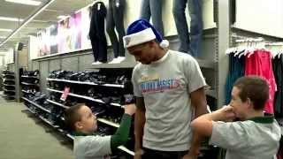 Thunder Holiday Assist: Target Shopping Spree