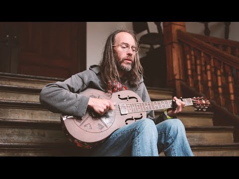 Charlie Parr - Delia - Green Room Sessions