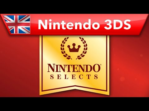 Nintendo Selects - More Nintendo 3DS games!