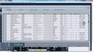 Уроки Cubase. VST плагины (VST plug-ins) (Cubase Tricks 05)