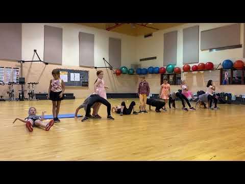 Chorégraphie camp Choréo - Semaine 5 - Hull