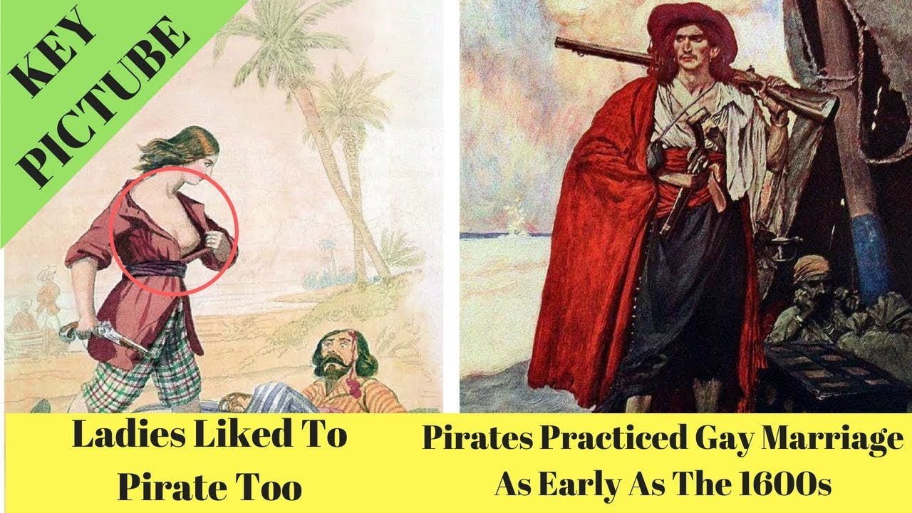 Download 12 Bizarre Pirate Traditions Most People Don't Know About