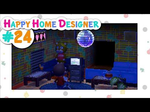 Animal Crossing: Happy Home Designer :: # 24 - Karaoke King!