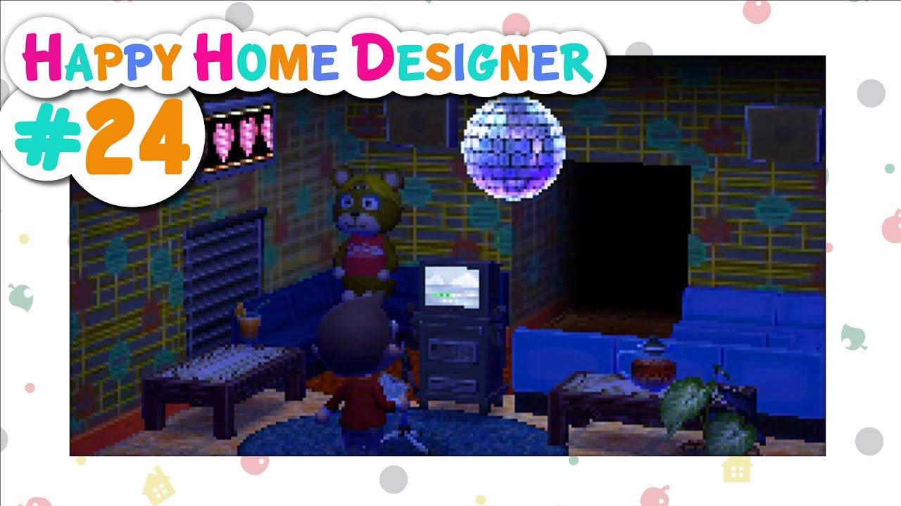 Animal crossing happy home designer unlock guide review home decor for Happy home designer unlock guide
