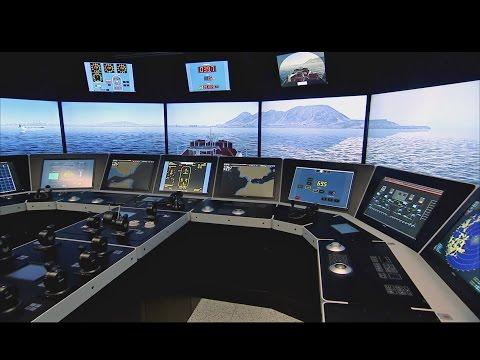 Ship's bridge simulator, K-SIM®