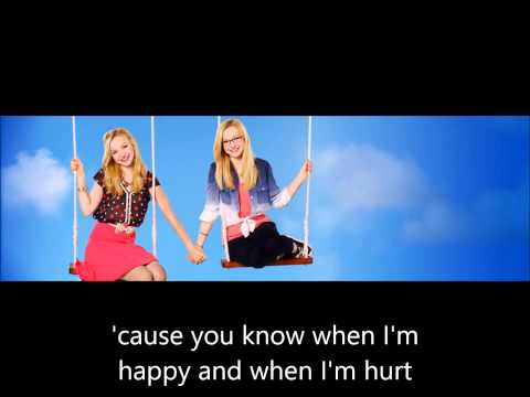 liv and maddie count me in karaoke