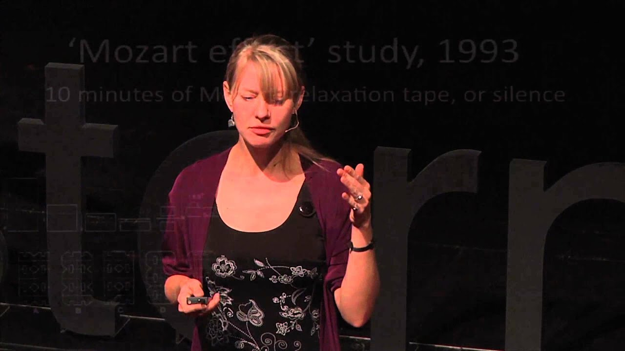 Music and the Brain: Jessica Grahn at TEDxWesternU