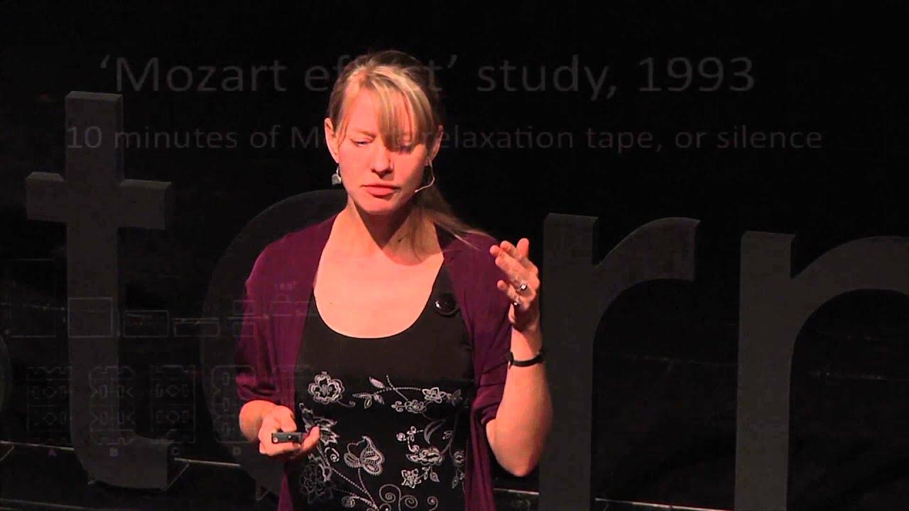 Music and the Brain: Jessica Grahn at TEDxWesternU
