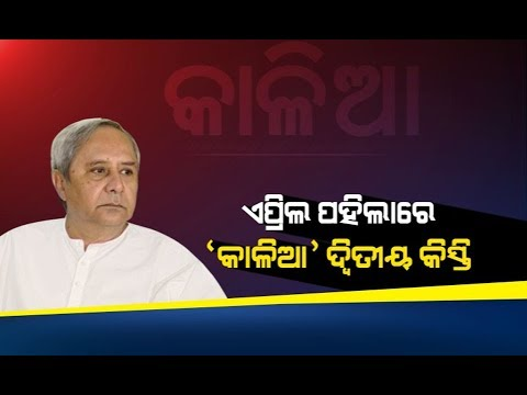 Farmers of Odisha To Get Second Phase 'KALIA' Financial Assistance On 1st April