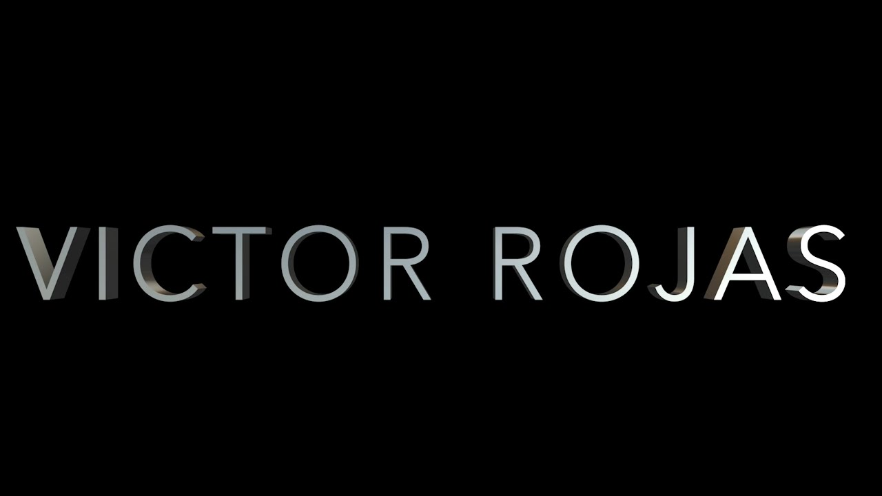 Victor Rojas Theatrical Reel