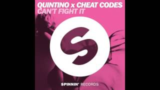 Quintino x Cheat Codes - Can't Fight It (Audio)