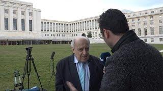 ماخوس: لانتوقع أن تتم انجازات حقيقية خلال مفاوضات جنيف