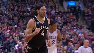 Philadelphia 76ers vs Toronto Raptors - December 13, 2015