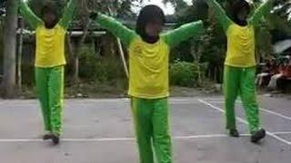 senam ria anak indonesia