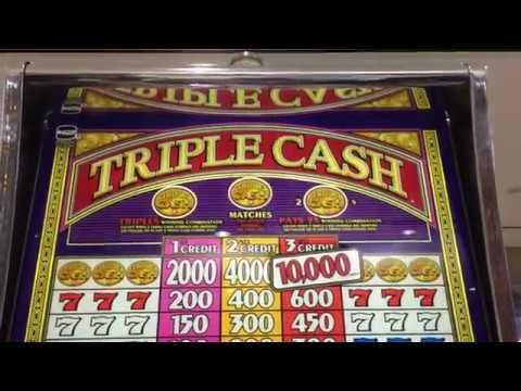 Triple Cash Slots