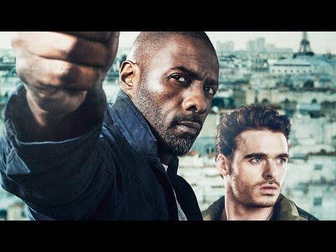 Bastille Day - Van Fight Clip - In Cinemas Now