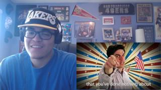 THEY ARE CLOWNING EACH OTHER! BARACK OBAMA VS MITT ROMNEY EPIC RAP BATTLES OF HISTORY REACTION