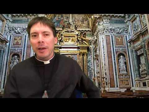 One World Religion Warning - Fr. Mark Goring, CC