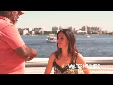 Julia Bradbury Explores Perth: Vibrant City (Episode 1)