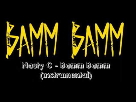 Nasty C - Bamm Bamm (instrumental)