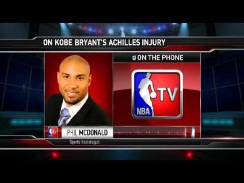 Dr. Phil McDonald on Kobe Bryant