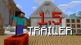 Minecraft 1.5 Trailer