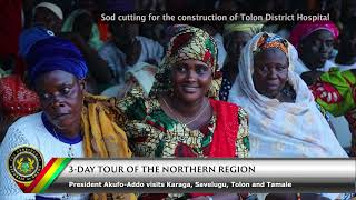 Day 2: 3-Day Tour of the Northern Region