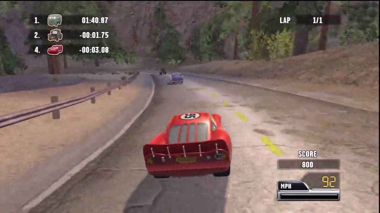 cars race o rama ps3 gameplay point to point racing. Black Bedroom Furniture Sets. Home Design Ideas